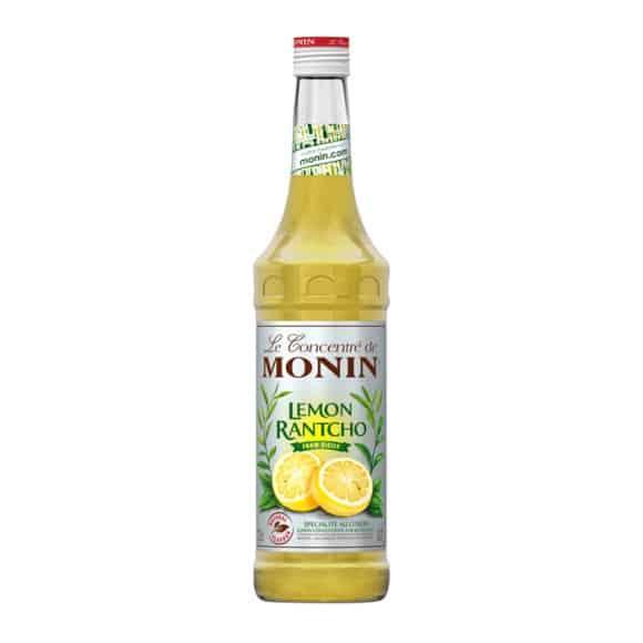 Concentré Lemon Rantcho bouteille verre 700ml