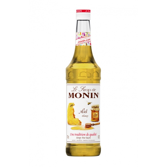 Sirop Miel bouteille verre 700ml