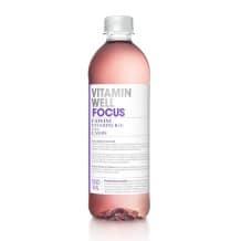 Focus boisson fonctionnelle cassis PET 12 x 500ml