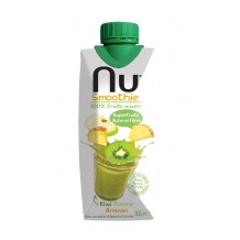 Smoothie superfruits Kiwi Pomme Ananas 12 x 330ml