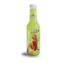 Limonade AMBRA citron cedrat bouteille verre 24 x 275ml