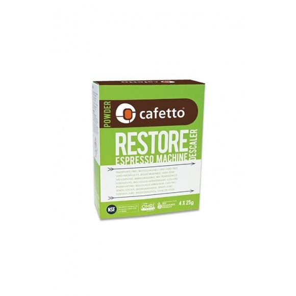 Détartrant BIO en poudre pour machine espresso