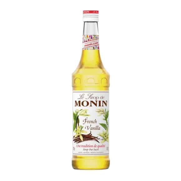 Sirop French Vanilla bouteille verre 700ml