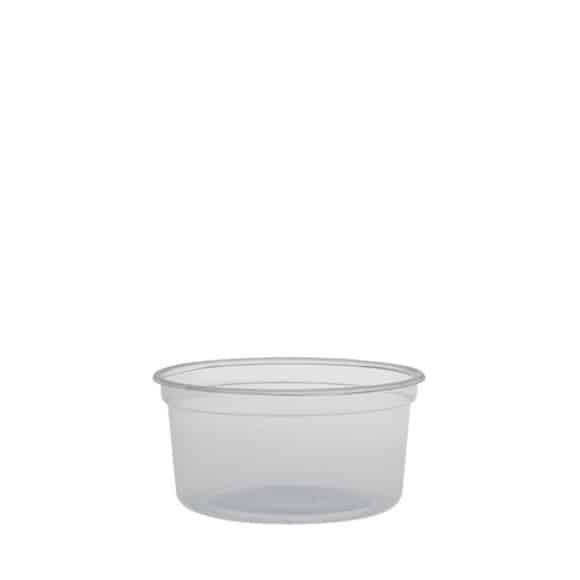 Sachet x 25 MICROGOURMET Pots PP micro-ondables 12oz/355ml