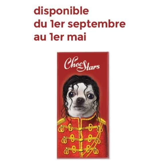 Tablette Chocolat Noir POP 10 x 100g