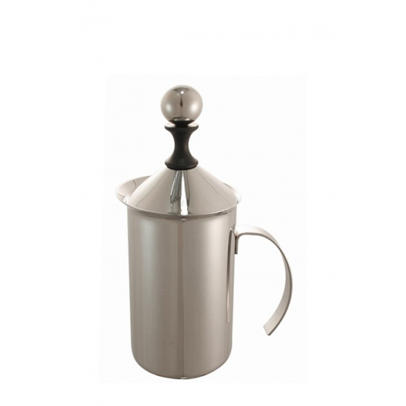 Mousseur à lait inox 600ml