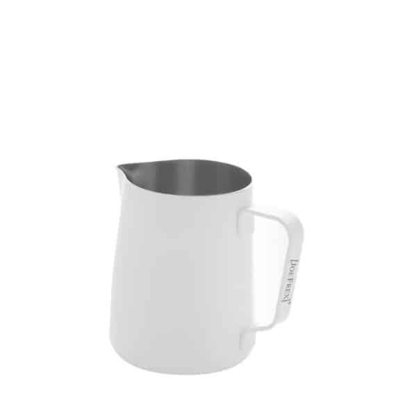 Pot à lait Téflon Blanc 12oz-350ml
