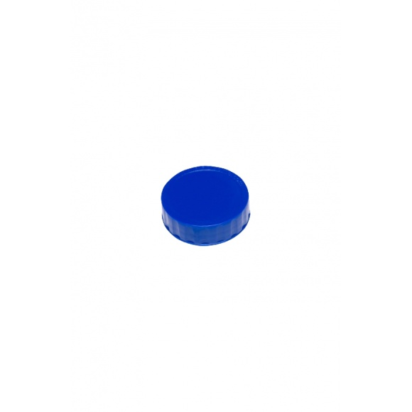 Bouchon à vis FIFO Bleu Foncé