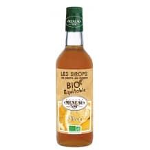 sirop citron bouteille verre x6