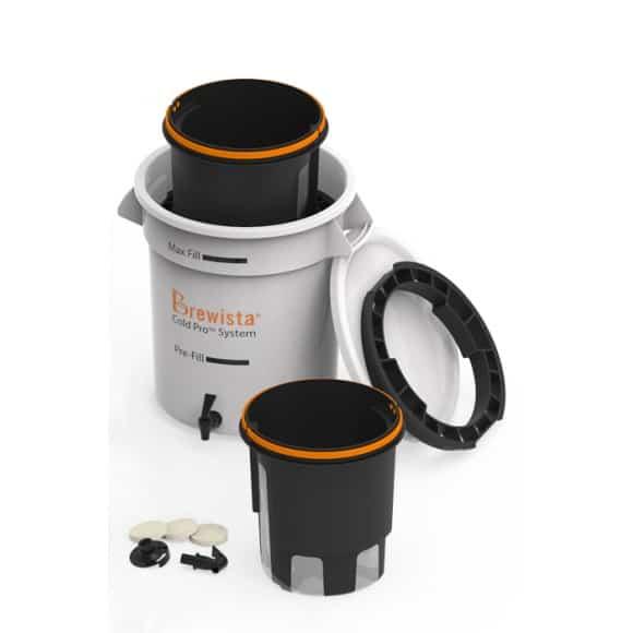 KIT Cold Pro™ Brewing System - Café infusion à froid 22L