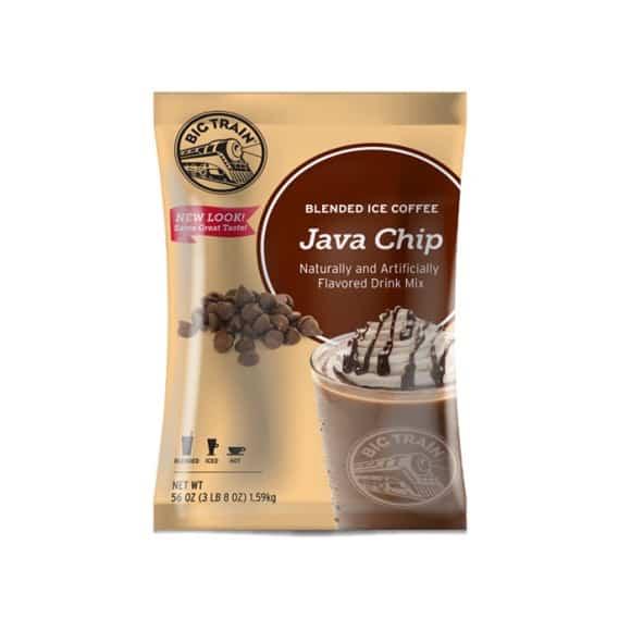 Frappé Café et Pépites de chocolat poche 1.588kg