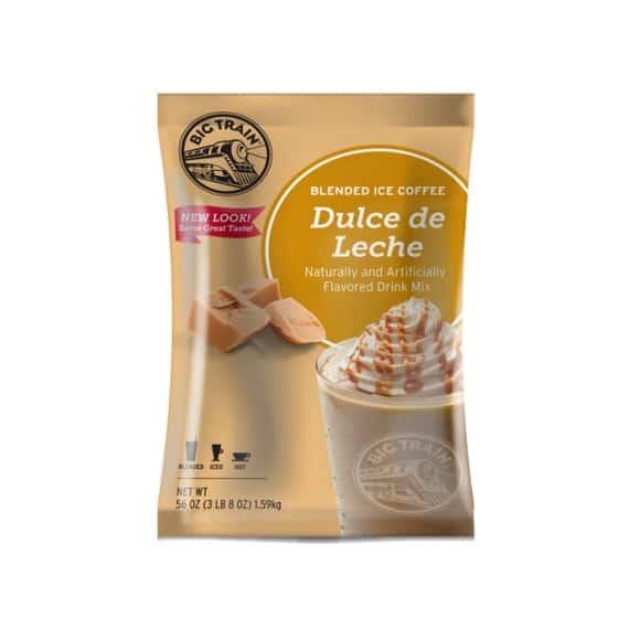 Frappé Café confiture de lait poche 1.588kg