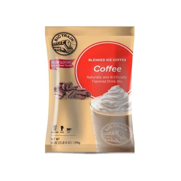 Lot de 5 Frappés Café poche 1.588kg