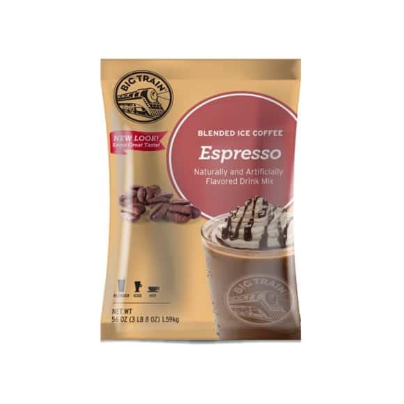 Lot de 5 Frappés Espresso poche 1.588kg