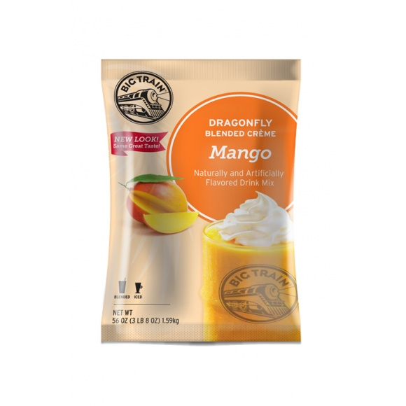 Lot de 5 Frappés Mangue poche 1.588kg