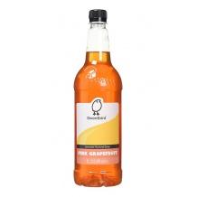 Sirop pink grapefruit bouteille PET 1L