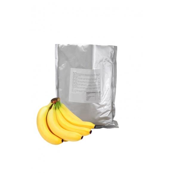 Lot de 20 Poudres Banane Bubble Tea lait poche 1kg