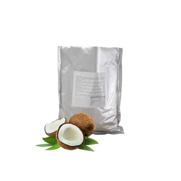 Lot de 20 Poudres Coconut Bubble Tea lait poche 1kg