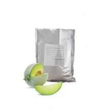 Lot de 20 Poudres Melon Bubble Tea lait poche 1kg
