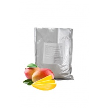 Lot de 20 Poudres Mangue Bubble Tea lait poche 1kg