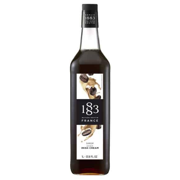 Sirop Irish bouteille verre 1L