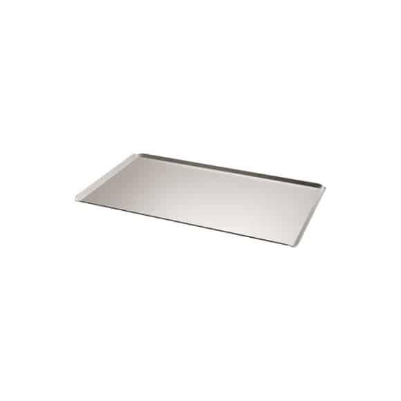 Plaque de cuisson aluminium L.530 x P.325 mm