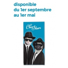 Tablette de chocolat Brothers 10 x 100g