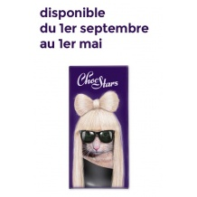 Tablette Chocolat Noir GG 10 x 100g
