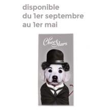 Tablette Chocolat Noir TRAMP 10 x 100g