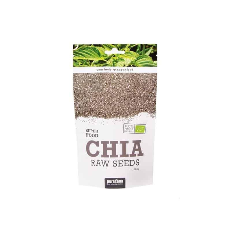 Superfood graines de chia bio - Graine de chia coupe faim ...