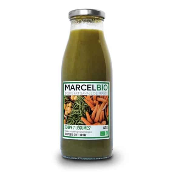 marcel bio soupe 7 legumes bio. Black Bedroom Furniture Sets. Home Design Ideas