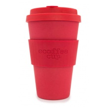 Gobelet en fibre de bambou red dawn 14oz/400ml