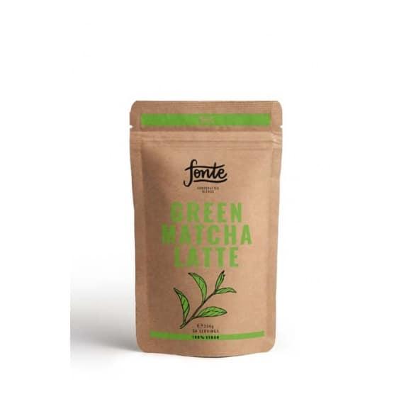 Superfood Green Matcha Latte poche 250g