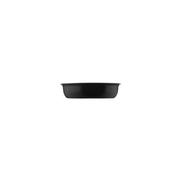 Sachet x 250 pots à sauce PET noir 2.5oz/74ml