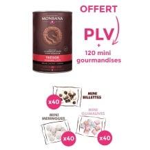 12 Trésor de Chocolat 1kg + kit gourmandises Monbana