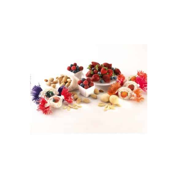 Sachet 900g Amaretti assortiment fruit 20g