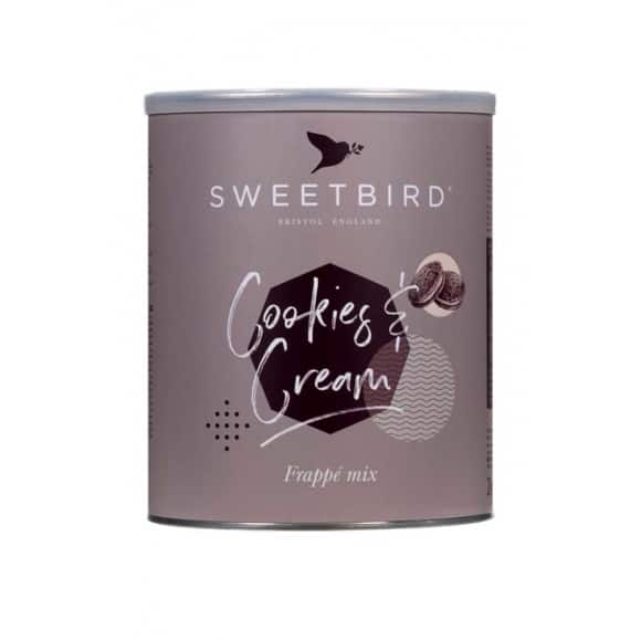 Sweetbird Cookies and Cream