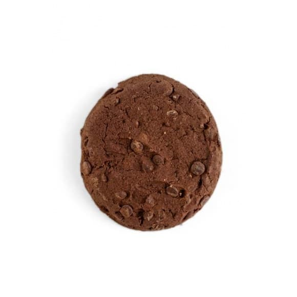 Sachet x 6 cookies Chocolate Box Brownie 60g