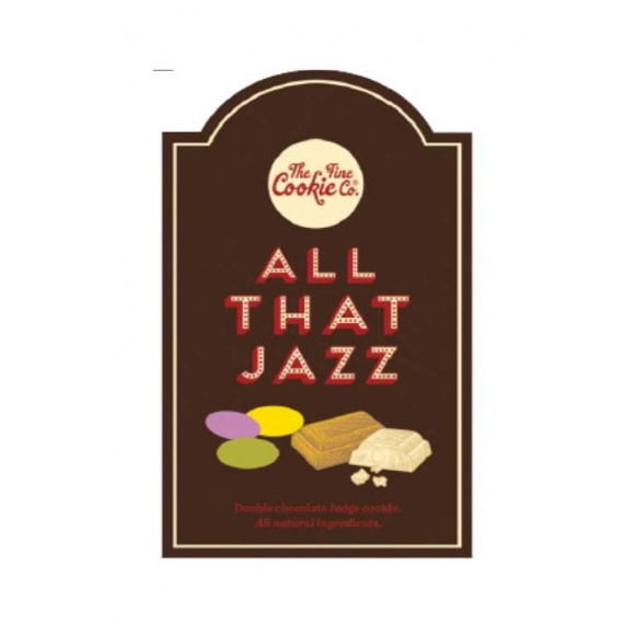 Etiquette cookies All That Jazz
