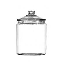 HEritage jarre verre + couvercle 3.2L