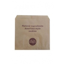 The Fine Cookie Co sachets kraft