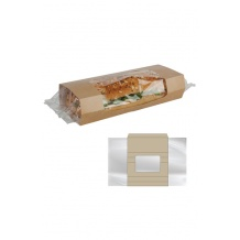 CLASP SEAL Étui panini à sceller x500