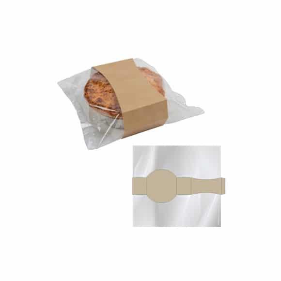 CLASP SEAL Étui bagel à sceller x500