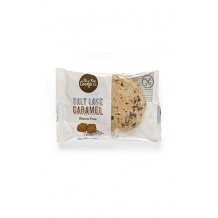 Présentoir x 10 cookies Salt Lake Caramel 60g