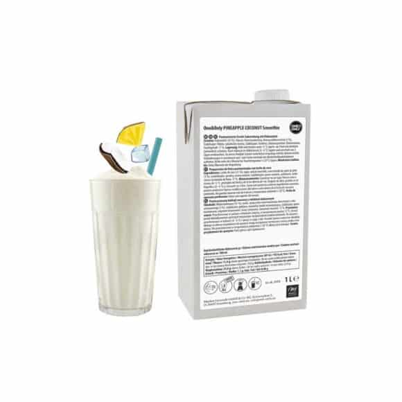 One & Only Smoothie Ananas Coco 1L