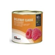 Coulis de framboise pour fourrage muffins pot 2,7kg x3