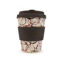 Gobelet en fibre de bambou TRAIL OF A LIFETIME 12oz/355ml