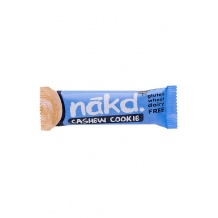 Présentoir barre énergétique Cookie Noix de cajou 18 x 35g