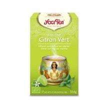 Infusion Menthe Citron vert sachet 17 x 1.8g BIO