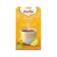 Infusion Detox au Citron sachet 17 x 1.8g BIO